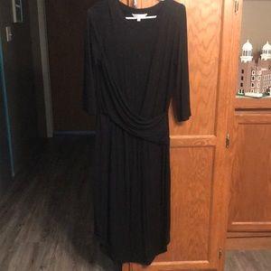 Downeast black dress
